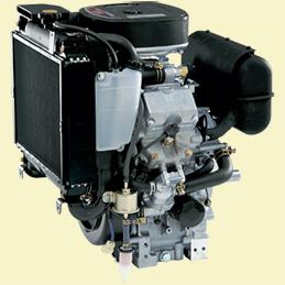 kawasaki engine for illustration purposes