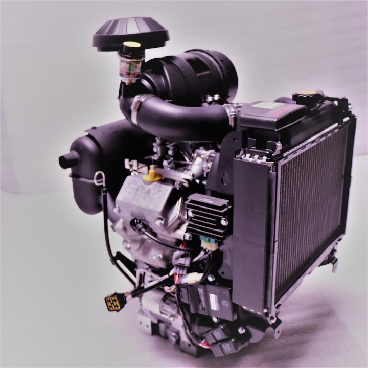 Kawasaki Fd851d S00 31 Hp Dfi Engine W Muffler Cyclone
